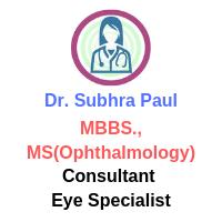 Dr. SUBHRA PAUL