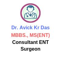 Dr. AVICK KR. DAS
