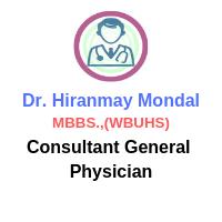 HIRANMAY MONDAL