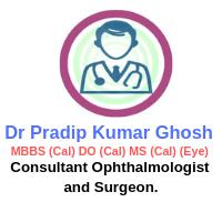 Dr Pradip Kumar Ghosh