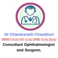 Dr Chandranath Chaudhuri