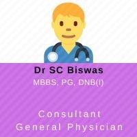 S.C BISWAS